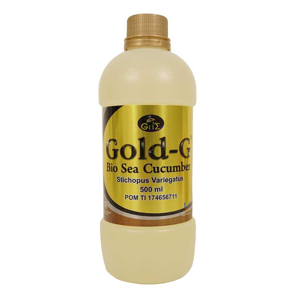 Gold-G<sup>®</sup> Bio Sea Cucumber